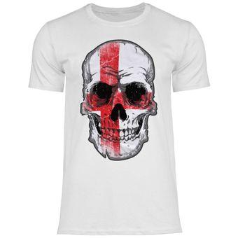 df11 Herren T-Shirt England Flagge